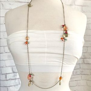 Bauble Cluster Versatile Necklace